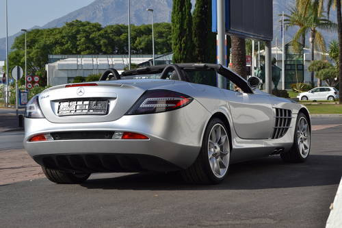 2008 Mercedes-Benz SLR McLaren Roadster For Sale (picture 3 of 6)