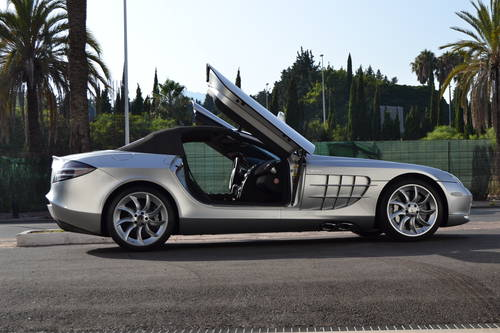 2008 Mercedes-Benz SLR McLaren Roadster For Sale (picture 4 of 6)