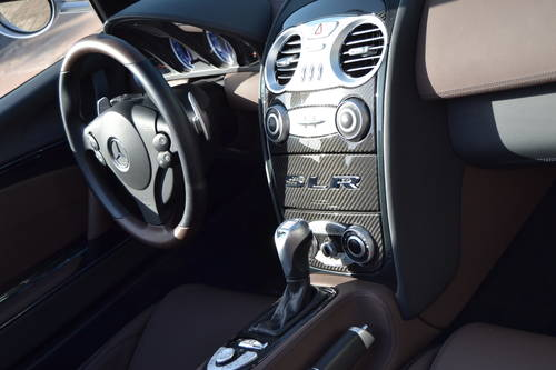 2008 Mercedes-Benz SLR McLaren Roadster For Sale (picture 5 of 6)