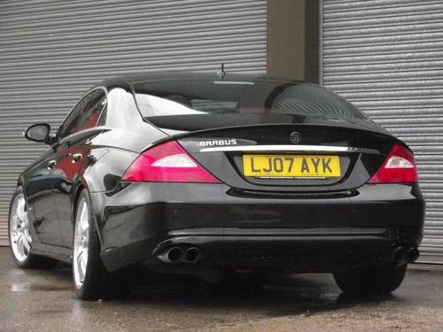 2007 Mercedes-Benz CLS 6.3 SV12-R BI TURBO 750 BRABUS ROCKET  For Sale (picture 2 of 6)