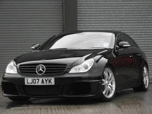 2007 Mercedes-Benz CLS 6.3 SV12-R BI TURBO 750 BRABUS ROCKET  For Sale (picture 3 of 6)