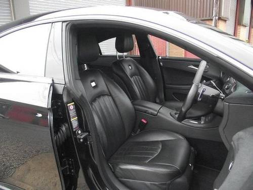 2007 Mercedes-Benz CLS 6.3 SV12-R BI TURBO 750 BRABUS ROCKET  For Sale (picture 4 of 6)