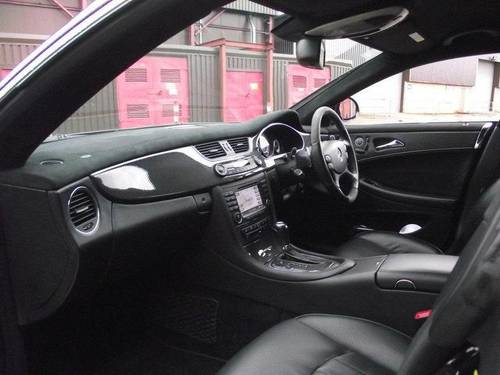 2007 Mercedes-Benz CLS 6.3 SV12-R BI TURBO 750 BRABUS ROCKET  For Sale (picture 5 of 6)