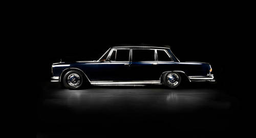 Mercedes Benz 600 SWB - 1967 SOLD (picture 3 of 6)