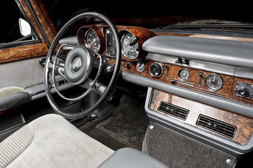 Mercedes Benz 600 SWB - 1967 SOLD (picture 4 of 6)