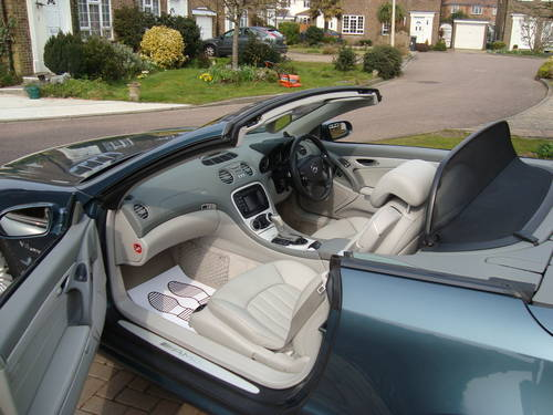 2002 Mercedes Benz SL55 AMG With Full MB Main Agent History For Sale (picture 4 of 6)