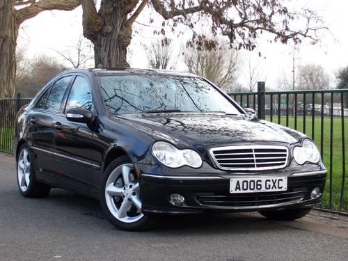 2006 Mercedes-Benz C Class 3.0 C280 Avantgarde SE 7G-Tronic 4dr For Sale (picture 1 of 6)