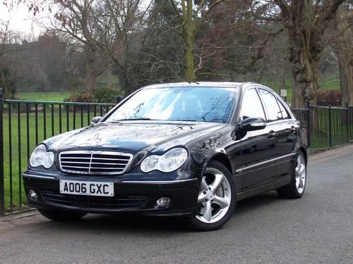 2006 Mercedes-Benz C Class 3.0 C280 Avantgarde SE 7G-Tronic 4dr For Sale (picture 2 of 6)