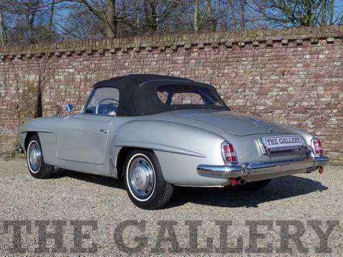1957 Mercedes-Benz 190 SL  , European version  For Sale (picture 2 of 6)