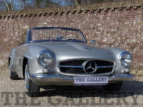 1957 Mercedes-Benz 190 SL  , European version  For Sale (picture 5 of 6)