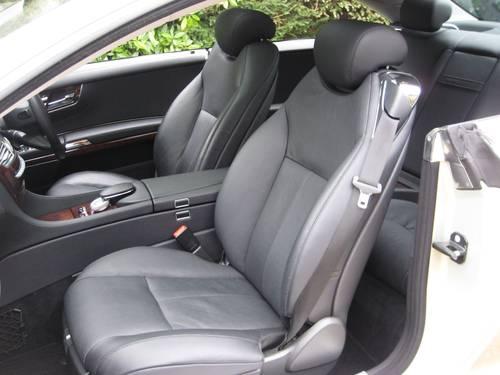 2007 Mercedes Benz CL500 In Rare Designo Silver Pearl For Sale (picture 4 of 6)