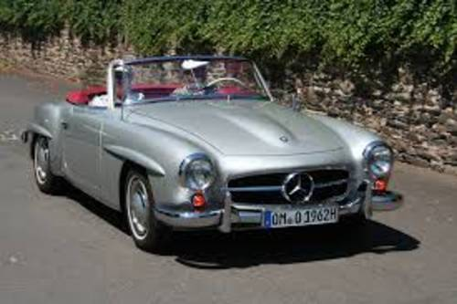 1958 190SL wanted Wanted (picture 2 of 3)