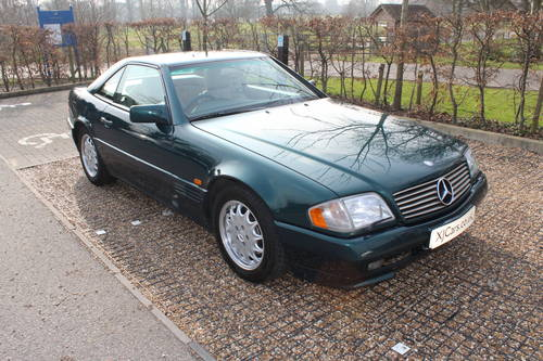 1996 Stunning SL320 with FSH bills for 10k++ Over 120 pics online For Sale (picture 1 of 6)