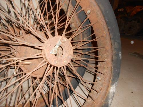 spoke wheels For Sale (picture 2 of 6)