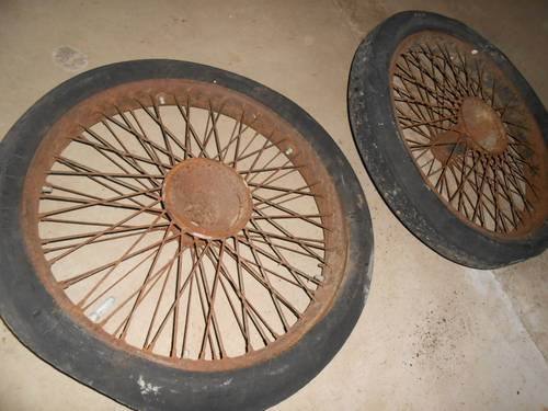spoke wheels For Sale (picture 4 of 6)