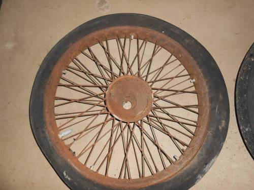 spoke wheels For Sale (picture 5 of 6)