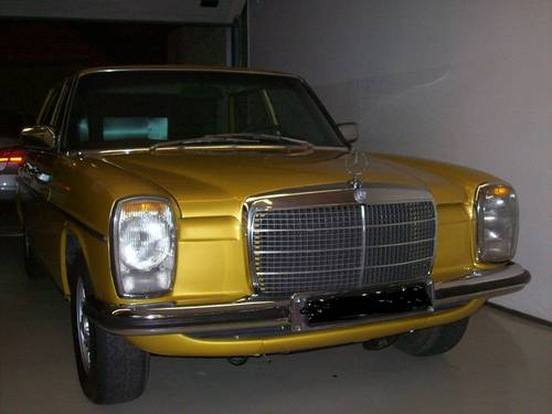 1971 MERCEDES W115/8 For Sale (picture 2 of 6)