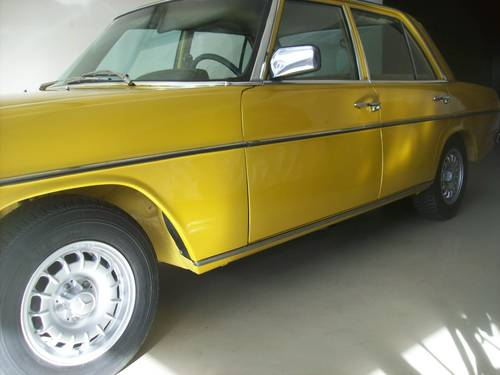 1971 MERCEDES W115/8 For Sale (picture 6 of 6)