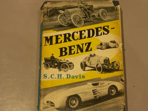 Mercedes Benz by S C H Davis For Sale (picture 1 of 2)