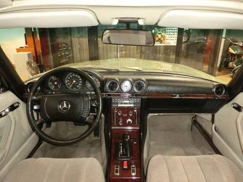 MERCEDES BENZ 450 SLC C107 - 1976 For Sale (picture 3 of 6)