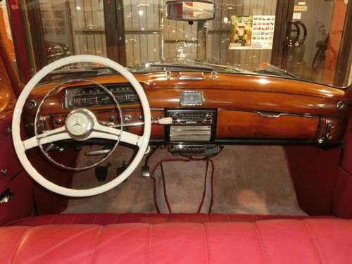 MERCEDES BENZ 220 S PONTON W180 II - 1957 For Sale (picture 3 of 6)
