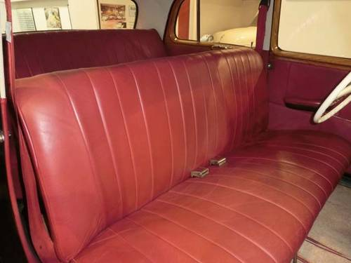 MERCEDES BENZ 220 S PONTON W180 II - 1957 For Sale (picture 4 of 6)