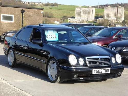 2002 Extremely Rare E60 AMG 6.0 32v D.O.H.C  For Sale (picture 1 of 6)