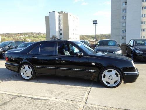 2002 Extremely Rare E60 AMG 6.0 32v D.O.H.C  For Sale (picture 4 of 6)