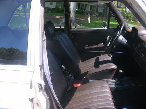 1971 Mercedes Benz 280 SE Sedan For Sale (picture 4 of 6)