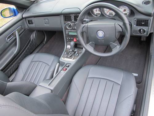 2002 Mercedes SLK32 AMG - 25,000 Miles   SOLD, Similiar Required For Sale (picture 3 of 6)