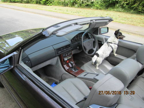 1994 Mercedes SL320 ,80600 miles, For Sale (picture 6 of 6)