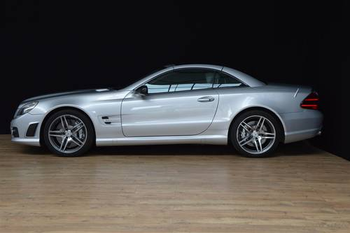2008 Mercedes SL 65 AMG 1 owner  For Sale (picture 1 of 6)
