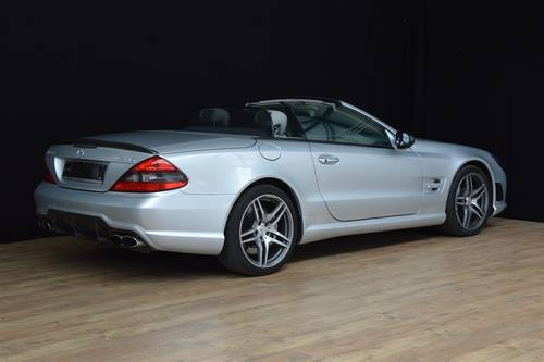2008 Mercedes SL 65 AMG 1 owner  For Sale (picture 2 of 6)
