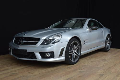 2008 Mercedes SL 65 AMG 1 owner  For Sale (picture 5 of 6)