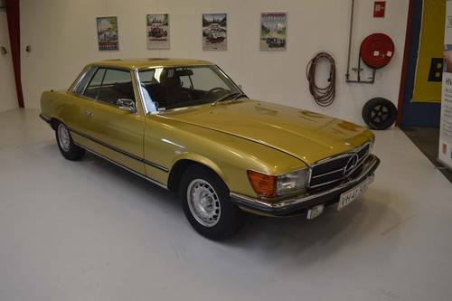 1973 Mercedes-Benz 350 SLC - Beautiful original condition SOLD (picture 3 of 6)