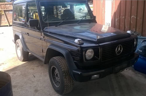 1991 Mercedes W463 G wagen G wagon 300gds For Sale (picture 1 of 6)