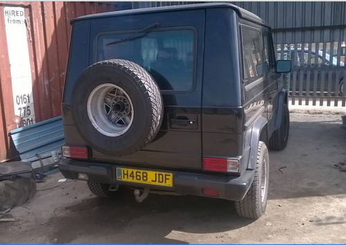 1991 Mercedes W463 G wagen G wagon 300gds For Sale (picture 5 of 6)