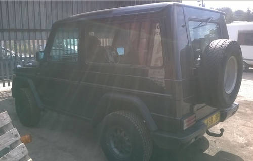1991 Mercedes W463 G wagen G wagon 300gds For Sale (picture 6 of 6)