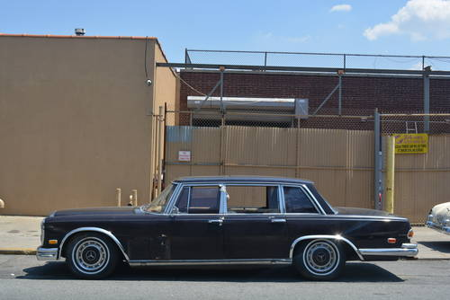 1969 Mercedes-Benz 600 SWB LHD  For Sale (picture 3 of 5)
