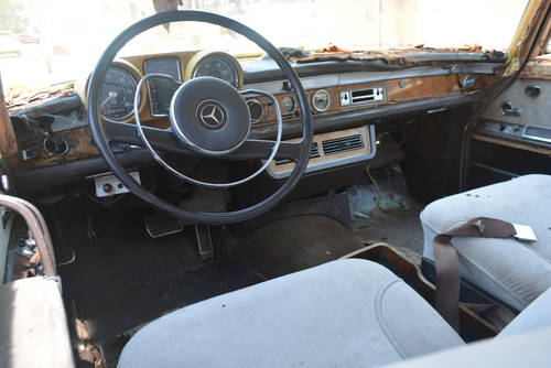 1969 Mercedes-Benz 600 SWB LHD  For Sale (picture 4 of 5)