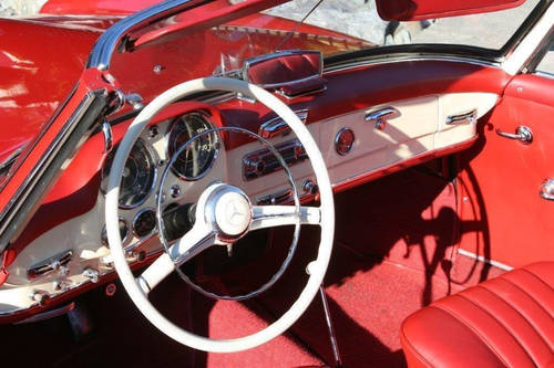 1957 Mercedes-Benz 190SL Roadster For Sale (picture 4 of 6)