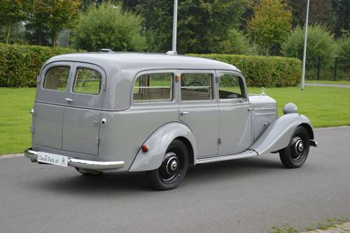 1953 (733) Mercedes Benz 170 V Lueg For Sale (picture 3 of 6)