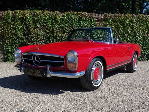 1971 Mercedes Benz 280 SL 'Pagode' For Sale (picture 1 of 6)