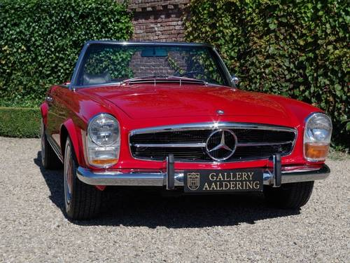 1971 Mercedes Benz 280 SL 'Pagode' For Sale (picture 5 of 6)