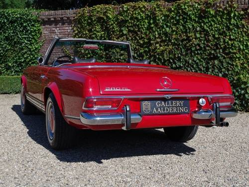 1971 Mercedes Benz 280 SL 'Pagode' For Sale (picture 6 of 6)
