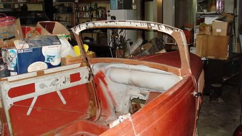1936 Mercedes 170 V cabrio ,advanced restoration For Sale (picture 3 of 6)