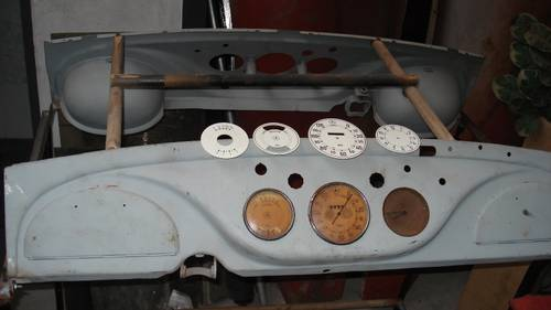 1936 Mercedes 170 V cabrio ,advanced restoration For Sale (picture 4 of 6)