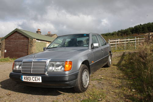 1993 Mercedes 200E4V For Sale (picture 1 of 6)