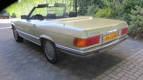 Mercedes 300 SL year 1986 For Sale (picture 2 of 6)