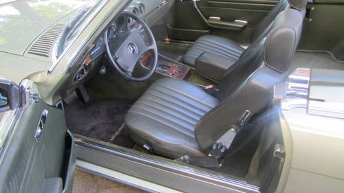 Mercedes 300 SL year 1986 For Sale (picture 3 of 6)
